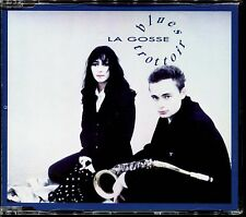 BLUES TROTTOIR - LA GOSSE - CD MAXI PROMO [2334]