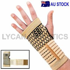 NEW EXTRA FIRM WRIST AND HAND SUPPORT BRACE - bandage elastic adjustable strap