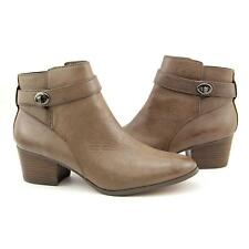 Coach Patricia Women US 7.5 Gray Ankle Boot Mismatch & Blemish  18005