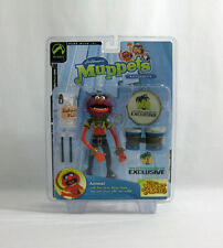 NEW 2004 The Muppets ✧ Animal ✧ Palisades Collectors Paradise Exclusive MOC