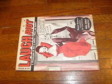 LAUGH RIOT #24 FEBRUARY 1964, DIGEST GIRLY (mostly) CARTOON BOOK, ward, etc