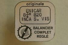 Balance complete ENICAR 820 S.VIS INC bilanciere completo 721 NOS