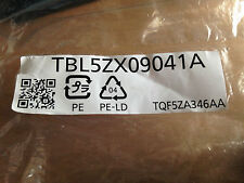 Panasonic TV Stand Neck Assembly  X2. Genuine Part TBL5ZX09041A Plus screw packs