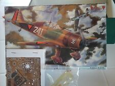 FOKKER D.XXI 1/48 SCALE CLASSIC AIRFRAMES+PHOTOETCHED+RESIN PARTS+METAL+VACUFORM