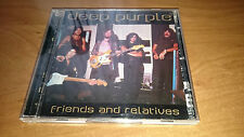 Deep Purple - Friends & Relatives - 2X 24Kt Gold CD like MFSL and DCC