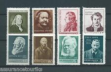 BULGARIE - 1956 YT 875 à 882 - TIMBRES NEUFS** LUXE / MNH