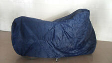 Sport Bike Dual-sport Motorcycle Cover UV Protection Blue XL Size