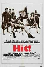 Hit 1973 Poster 01 A3 Box Canvas Print