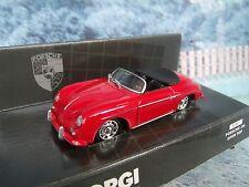 1/43 CORGI CLASSICS  # 03601  Porsche 356 open top