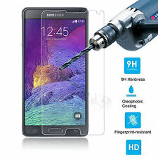 Tempered Glass Anti-Explosion Screen Guard 2.5D Curve For Samsung Galaxy Note 4