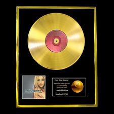 CHRISTINA AGUILERA MI REFLEJO CD  GOLD DISC FREE P+P!!