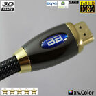 2m HDMI CABLE for SKY HD 3D TV PS3 XBOX v1.4 LCD LED PLASMA (MONSTER QUALITY)