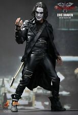 "The Crow Eric Draven Brandon Lee Die Krähe 1/6 MMS210 12"" Figur Hot Toys"