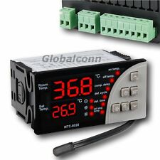 ELITECH MTC-6020 Temperature Controller Thermostat Aquarium Cold Chain Storage
