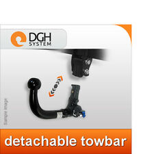 Towbar detachable (vertical) Volkswagen Bora saloon 1998-2005