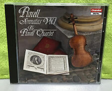 Purcell: Sonatas, Vol. 1 The Purcell Quartet (CD, Oct-1988, Chandos)
