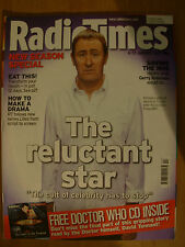 RADIO TIMES DOCTOR WHO 6th JANUARY 2007 FREE AUDIO CD THE FEAST OF THE DROWNED 2