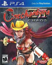 Onechanbara Z2 Chaos PS4 Game English Brand New Sealed