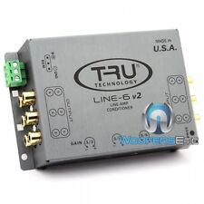OPEN BOX TRU TECHNOLOGY LINE-6 V2 CLASS A/B 6-CHANNEL LINE DRIVER MADE IN USA