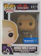 Funko POP EXCLUSIVE Nina Williams #174 Tekken 5 Dark Resurrection Vinyl Figure