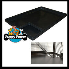 FERRET KINGDOM 5CM DEEP TRAY SYSTEM (MIDDLE AND LOWER TRAYS) KEEP MORE WASTE IN