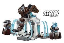 """LEGO CHIMA `` MAMMUT COMPLETO FROZEN ROCCAFORTE""""Rif 70226 MINIFIGURE NO INCLUSE"""