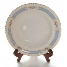 1x Johnson Brothers Old English Pattern Rimmed Soup Bowl 22.5 cm
