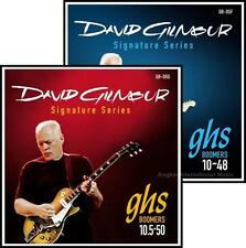 GHS David Gilmour Signature Twins 1 x Red 1 x Blue Set Electric Guitar Strings