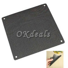 Dustproof Filter Dust Mesh Strainer For 140mm PC Computer Cooling Fan 1 pcs
