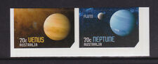 2015 Our Solar System - Pair of Booklet Stamps (Venus & Neptune)