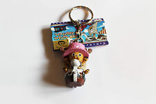 ONE PEICE MANGA- KEYRING FIGURES - CHOPPER RIDING BOAT Banpresto NEW