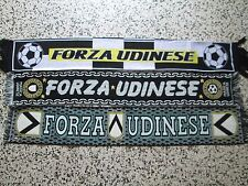 lotto 3 sciarpe UDINESE FC club football calcio scarf bufanda echarpe lot a