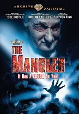 THE MANGLER  (Robert Englund)  - Region Free DVD - Sealed