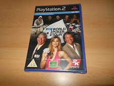 World Poker Tour PS2 NEW SEALED