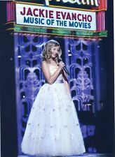 Jackie Evancho: Music of the Movies DVD (2012)