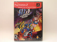 Sly 3: Honor Among Thieves Greatest Hits (Sony PlayStation 2, 2006)