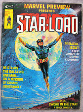 Marvel Preview #4 1st Star-Lord Guardians of the Galaxy VERY NICE! BIG PICS!