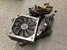 900W ATX Power Supply 14CM Fan PCI-E SLI SATA 20/24 PIN 900 WATT Gaming Upgrade