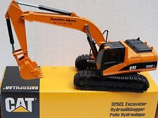 "1/50 NZG Escavatore cingolato Cat 325CL ""Joachim Alpers"""