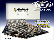 DYNAMAT EXTREME Y10465 BLACK EDITION 1 FOGLIO DA 121,9CM X 60,9CM L'ORIGINALE