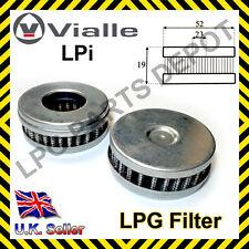 LPG GPL Autogas Liquid Gas Filter Vialle LPI Gasfiltereinsatz