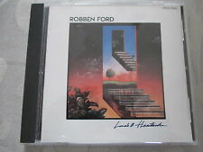 Robben Ford - Love's a Heartache - Polydor Japan CD