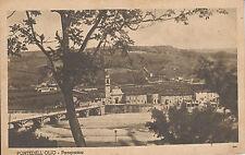 Ponte Dell'Olio - Panorama 1940