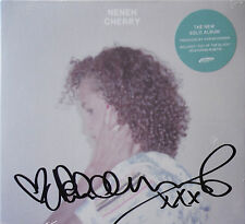 NENEH CHERRY * BLANK PROJECT * SIGNED 10 TRK CD ALBUM * BN&M! * ROBYN