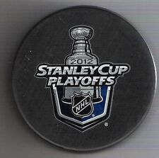 2012 National Hockey League Stanley Cup Playoffs Souvenir Puck