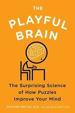 The Playful Brain: The Surprising Science of How Puzzles Improve Your Mind NEW