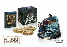 The Hobbit: The Desolation of Smaug Complete Limited Edition BluRay Box Set NEW!