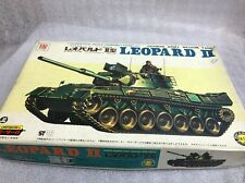 otaki 1/48 ot419300 german medium tank leopard II motorised vintage model kit