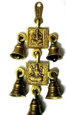 Navratri Brass Bells Metal Home temple Decor Auspicious Navratras Puja Pooja