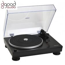 Audio-Technica AT-LP5 USB Turntable With Audacity Software + AT DUST COVER